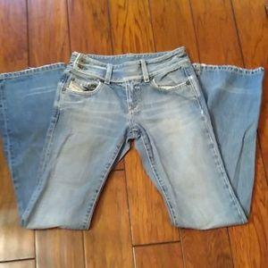 Deisel Women's Jeans. Size 25.